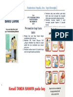 Leaflet Perawatan Bayi Baru LAhir