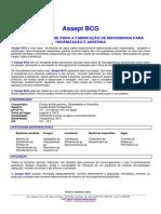 Assept BCG - matéria prima base para microbicidas.pdf