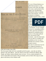 William L. Royall - Andrew Jackson and the Bank of the United States (1880)
