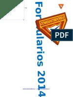 Formularios Club de Conquistadores_2014