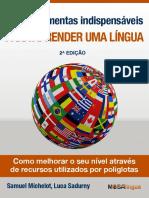 7 Ferramentas Para Aprender Uma Língua