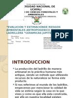 Evalucion y Estimaciónde Riesgos Ambientales Antropogenico En