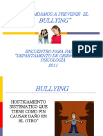 Bullying Padres