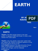OUR EARTH.ppt