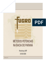Metodos Potenciais Antonio Neves FUGRO