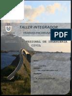 Visita a Obra -Ilabaya-curso Taller Inegrador (Transportes)