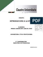 Ensayo Etica2