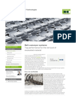 08 Belt Conveyor Systems