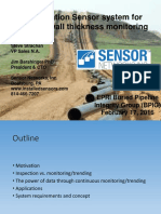 Next Generation Sensor System for Ultrasonic Wall Monitoring EPRI BPIG...