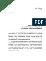 Posibilidades Metologicas de Historia en Chile Contemporaneo