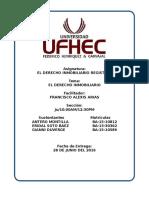 Derecho Inmobiliario en la Rep. Dom.