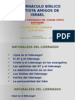 1 - NATURALEZA DEL LIDERAZGO