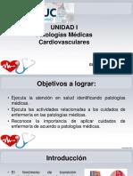 Clase 2. Patologías Cardiovasculares. Parte I