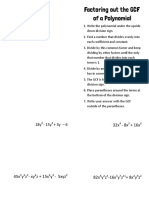 A2 U2 Factoring GCF Polynomial Notes
