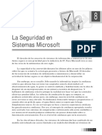 La seguridad en Sistemas Microsoft