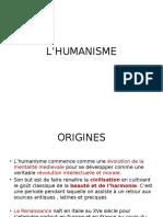 l Humanisme