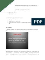Cómo Hacer Una Buena Presentación en Powerpoint (1)