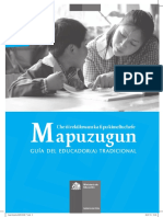 Guia Del Educador Tradicional 1ro Basico Mapuzugun