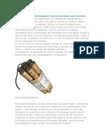 Historia de Los Primeros Explosivos Para Usos Bèlicos