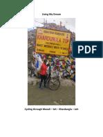Manali - Khardungla - Living My Dream
