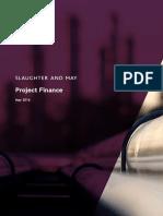 Project Finance Brochure