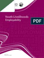 Peace Corps Youth Livelihoods