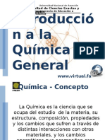 Introducción a la Química General