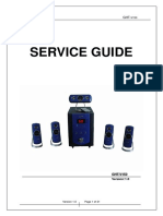 Genius Service Guide Ght-V150