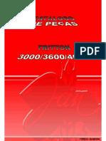 Catalogo de Pecas Tritton 3000-36000-4600