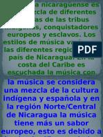 Historia de La Musica de Nicaraqgua