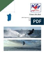 Kitesurfiing Minii Bookk