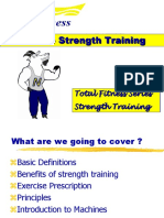 USN Intro Strength Training