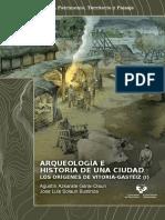 Arqueologia e Historia de Una Ciudad. Lo
