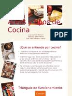 Áreas y tipos de Cocina.pptx