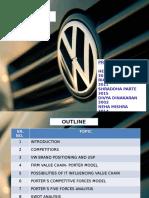 Volkswagen Ppt( Erp )