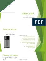 Ciber Café