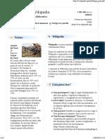 Wikipedia, l'Enciclopedia Libera