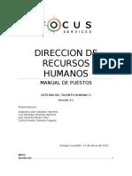Manual de Puestos Focus