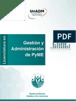 gestion y administración pymes