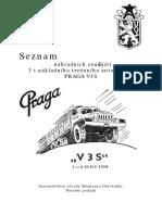 Praga v3s Parts Cz