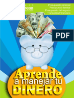 Aprende a Manejar Tu Dinero 1