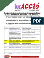 Recuperació de La Paga 2012 Per Autonomies