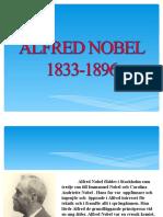 Alfred Nobel Liv Presentation