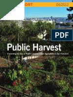 SPUR Public Harvest