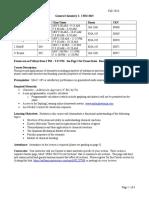 CHM 2045 Syllabus F16 MW