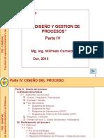 Dygp Parte IV Diseño Proceso