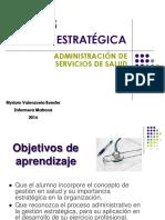 Clase 5_gestión Estratégica