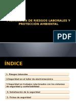 Tema 1 Parte 2. Prevención Riesgos Laborales