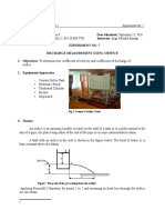 Fluids 2 Lab Report 7