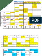 challenge m  schedule fridays